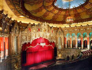 Detroit's Historic Fox Theater