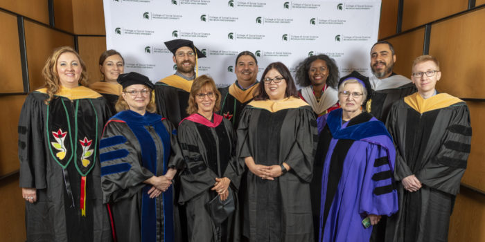 2019 Department of Anthropology PhD Graduates